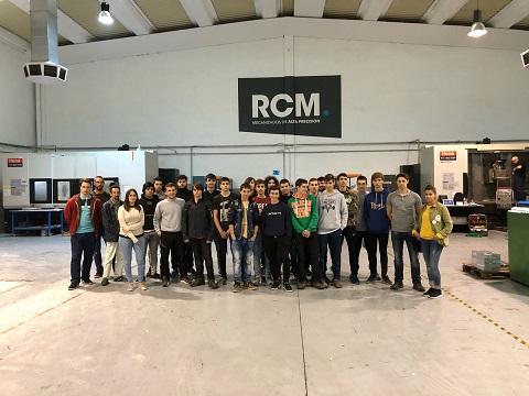 GS Dual en DFM y GM Mecanizado: Visita Técnica TROGEM y RIOJACAM